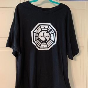 Dharma Initiative T-shirt from Lost